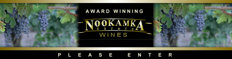 Nookamka Estate Winery situated in the Riverland of South Australia at Barmera
